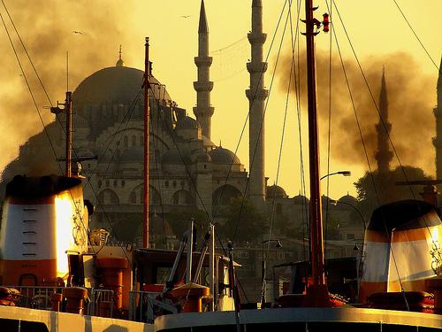 veerboot istanbul