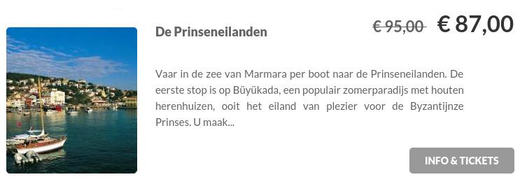 prinseneilanden-excursie
