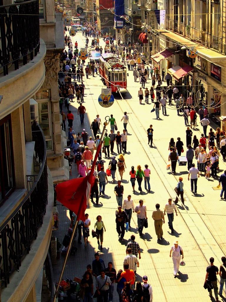 last minute citytrip istanbul