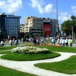 taksim plein istanbul