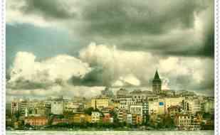 Istanbul is erg mooi in de herfst